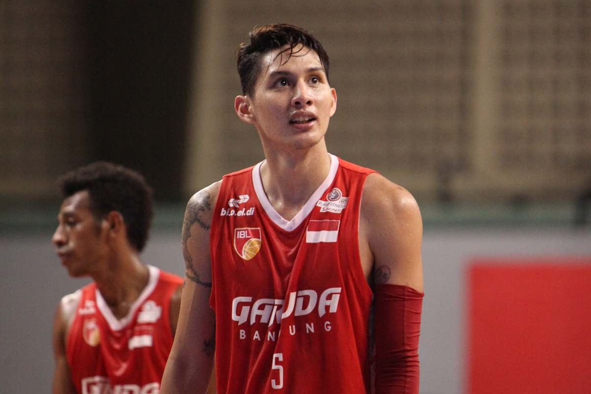 Daniel Wenas Kembali ke Pelita Jaya Jakarta - mainbasket.com