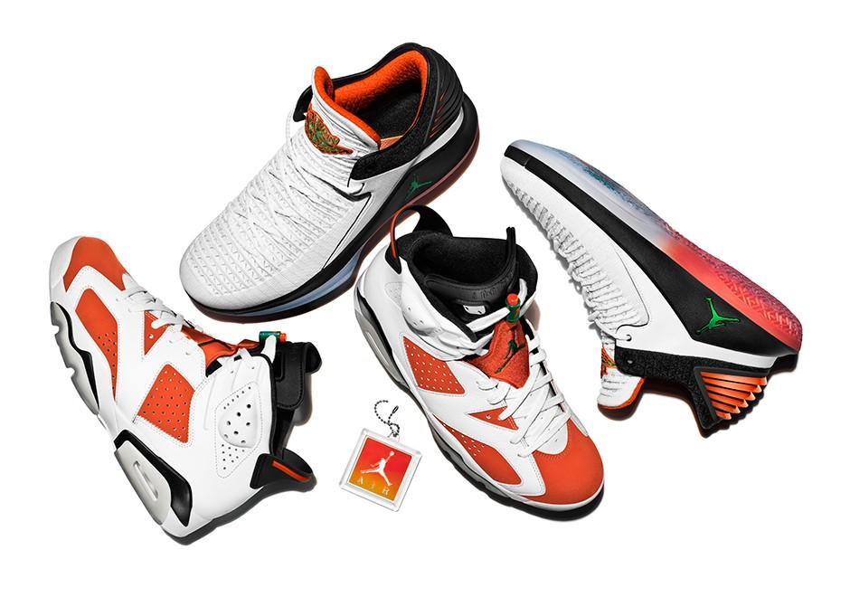 2a368587a1d2 Air Jordan 6 dan Gatorade Ramaikan Libur Musim Dingin - mainbasket.com