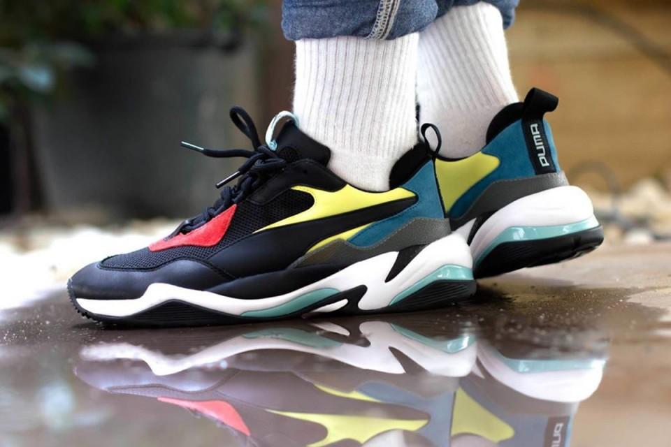 Puma Thunder Spectra, Sepatu Olahraga Retro Klasik Terbaru