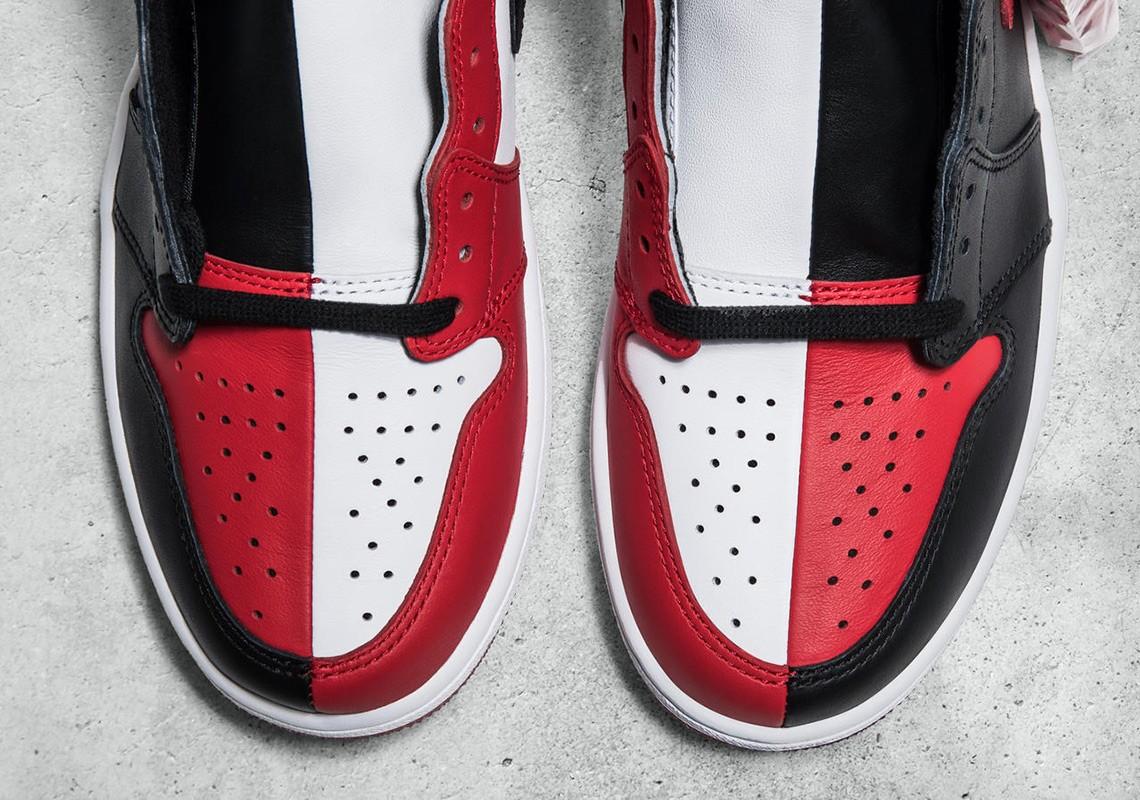 Homage To Home Dua Air Jordan 1 Legendaris Dalam Satu Sepatu Basket Nike