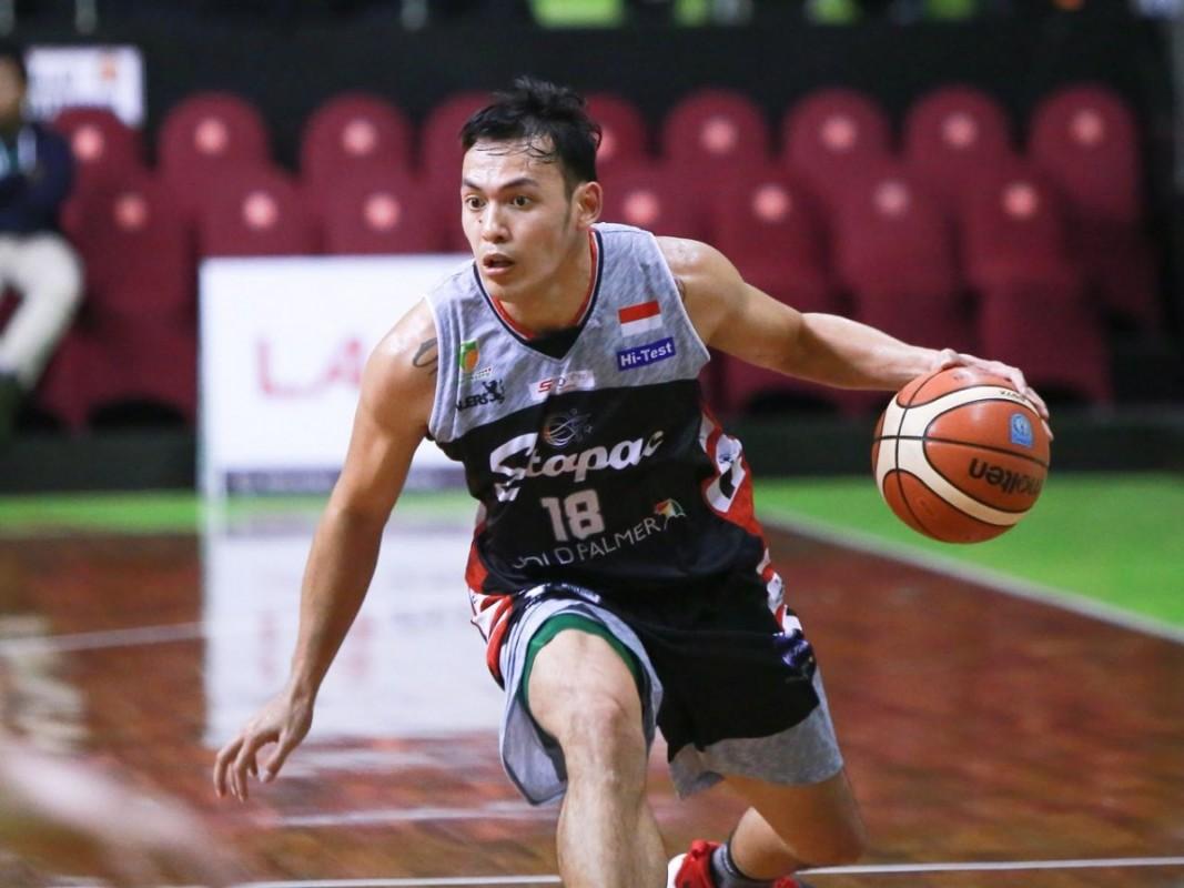 "Ebrahim ""Biboy"" Enguio Lopez Tinggalkan Indonesia - mainbasket.com"