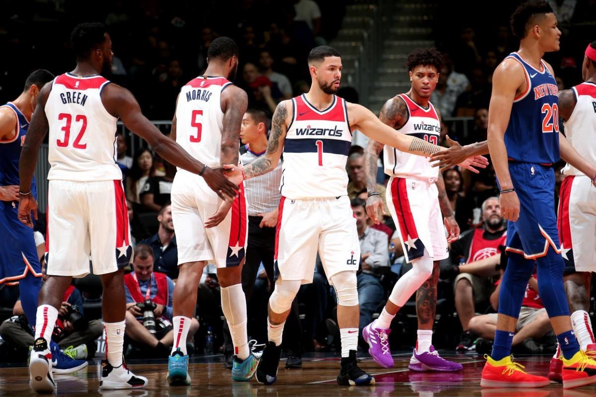 4998aec2a973 Bedah NBA 2018-2019  Wizards Menanti Sumbangsih Barisan Pemeran Pendukung -  mainbasket.com