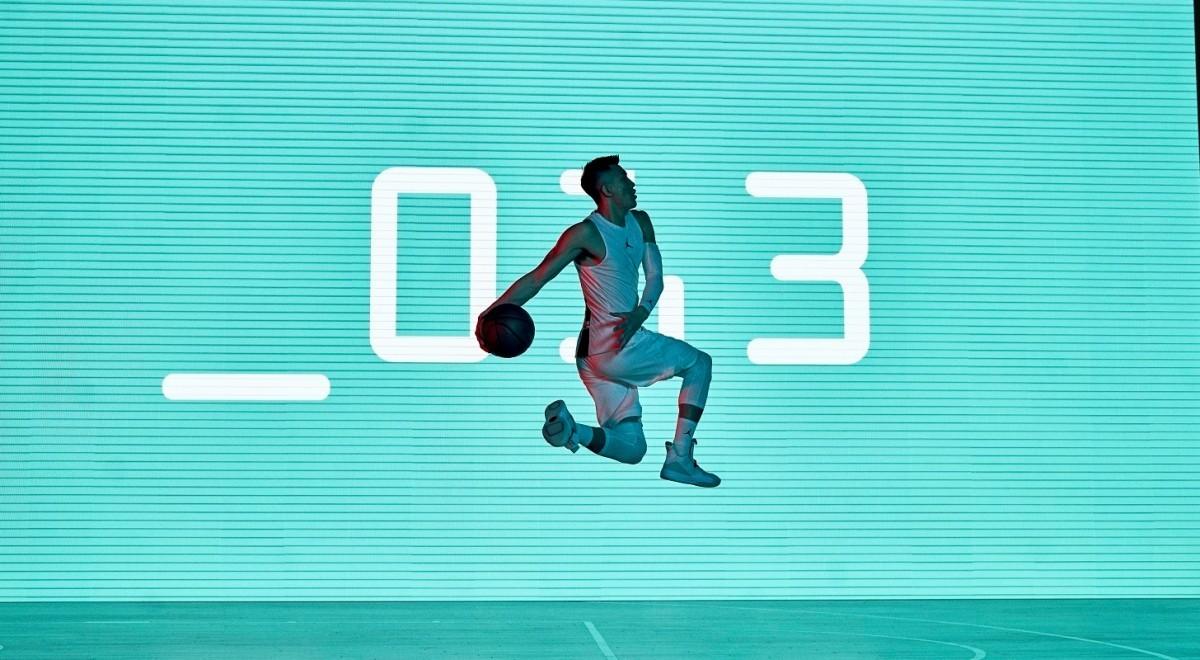 """96d7b70e8a0 Air Jordan 33 """"Guo Ailun"""" PE, Sepatu Baru untuk Duta Jordan dari Cina -  mainbasket.com"""