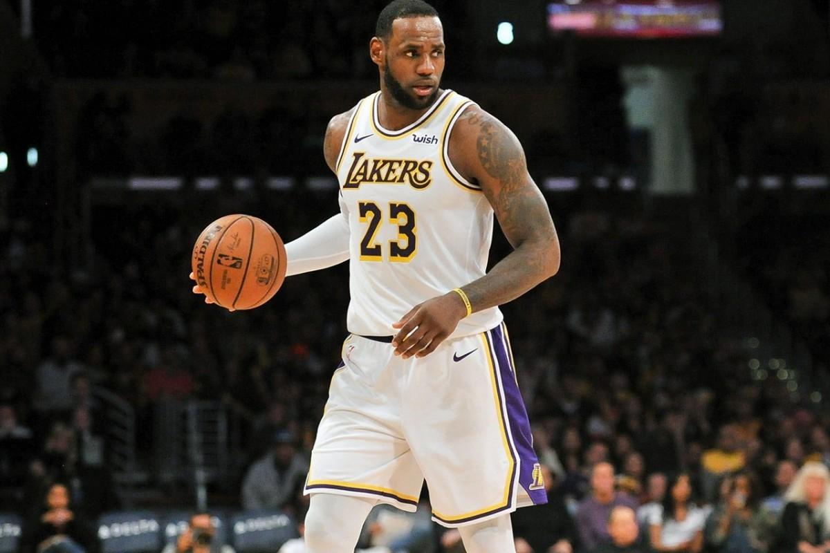 LeBron James Mulai Menampilkan Prototipe Nike LeBron 17 - ma