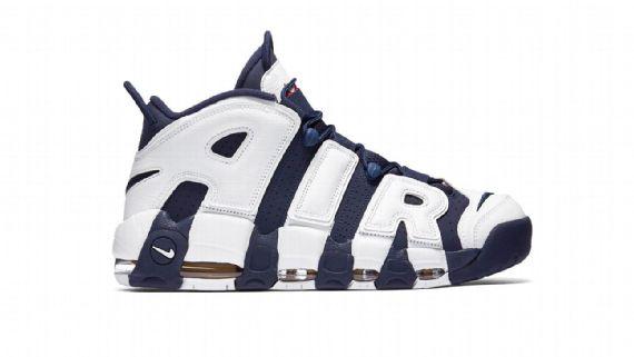 Swoosh besar yang menjadi logo Nike ternyata tak muncul di sepatu yang  dikeluarkan khusus untuk Scottie Pippen ini. Uniknya sepatu ini justru  mengedepankan ... dc7b91329b
