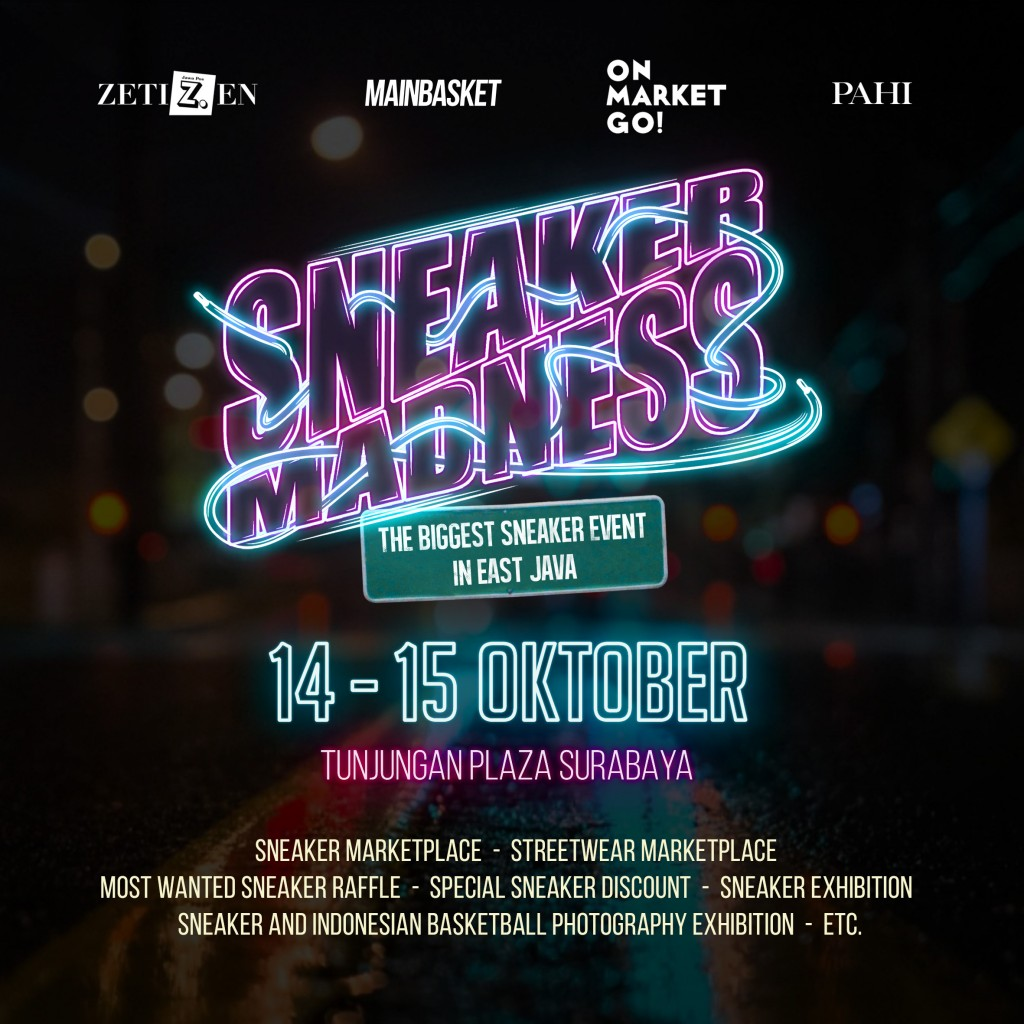 Poster Sneaker Madness IG REVISI