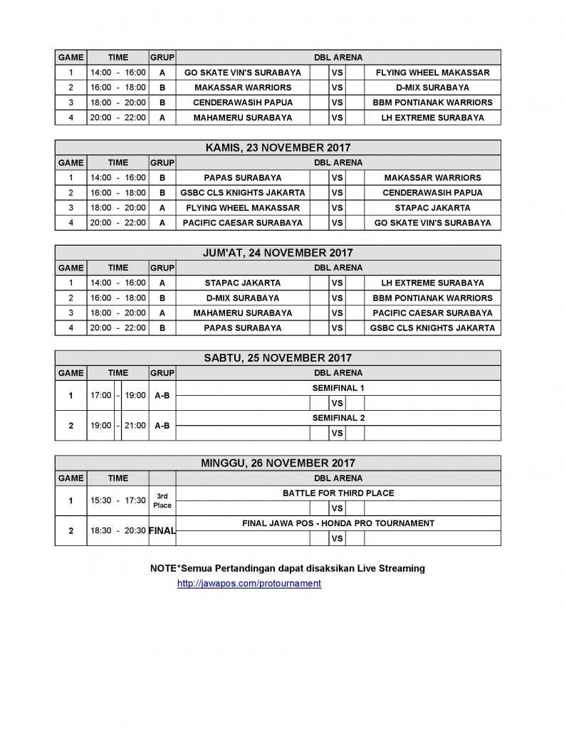 Jadwal Jawa Pos - Honda Pro Tournament 2017 - new-page-002