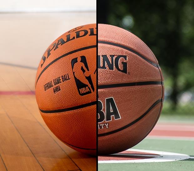 Dari Mana Laga Basket Berasal