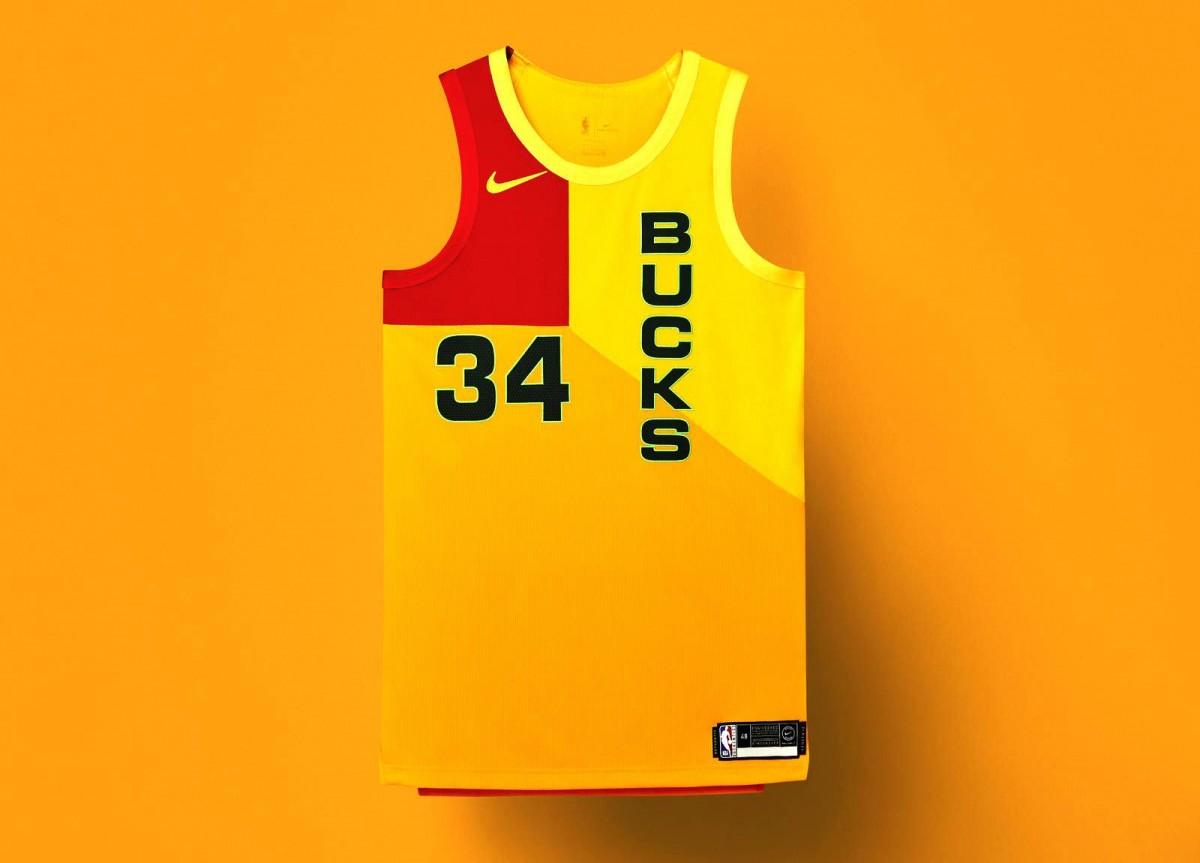 Warna Warni Seragam Kandang Baru NBA Musim 2018 2019
