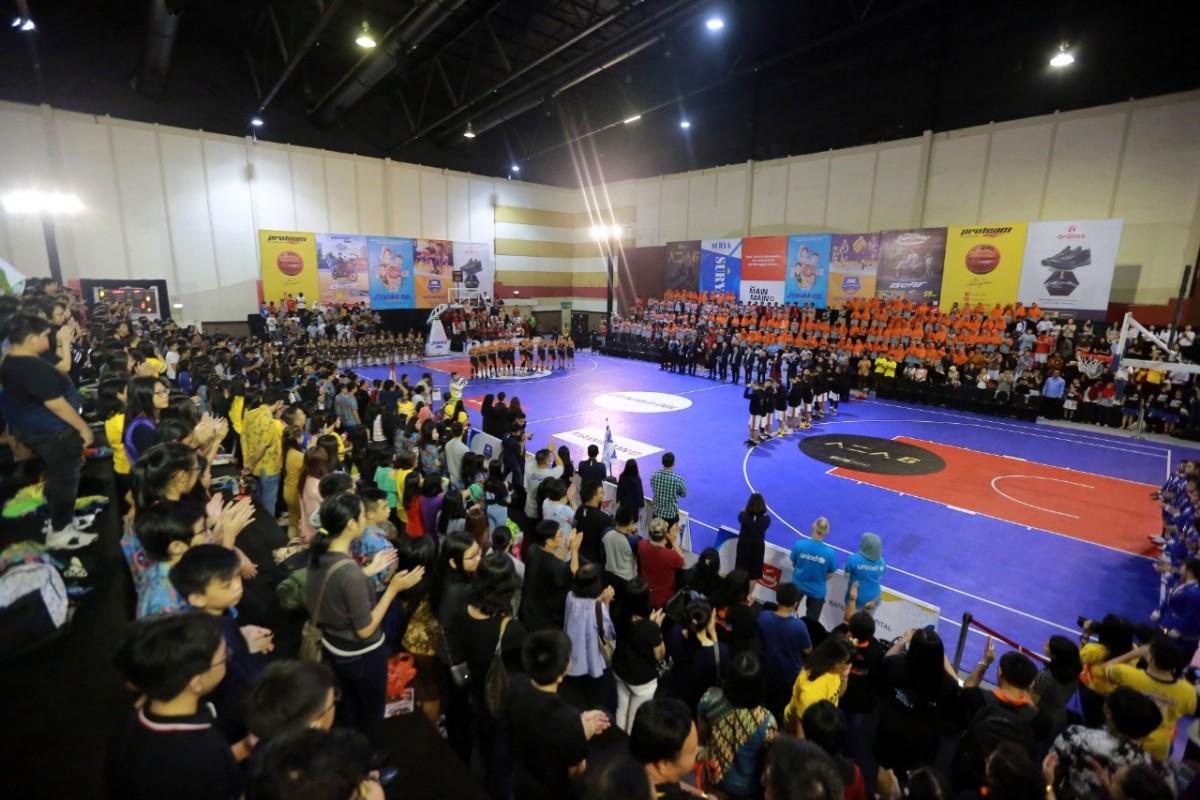 Gandeng UNICEF, Kompetisi Junior DBL Resmi Diselenggarakan