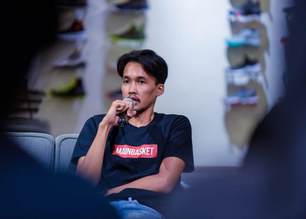 Sandy Febiansyakh Cerita Perjalanan Karier Di Mainbasket