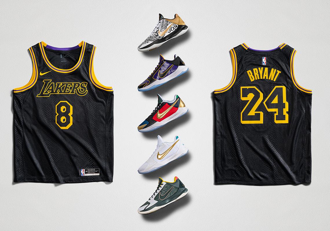 Nike Mamba Week, Rayakan Hari Kelahiran Kobe Bryant - mainbasket.com
